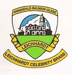Leichhardt City Band's Original Logo